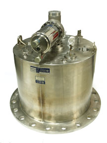 CVI TM-500 LN2 CRYOGENIC VACUUM PUMP