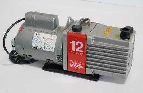 EDWARDS ROTARY MECHANICAL VACUUM PUMP 8.7 CFM