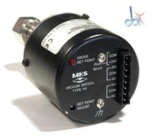 MKS ABSOLUTE AMBIENT PRESSURE/VACUUM SWITCH 100 TORR