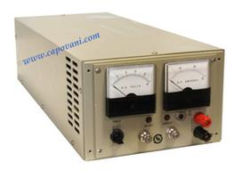 ELECTRONIC MEASUREMENTS INC. DIRECT CURRENT POWER SUPPLY, 10 V, 25 A