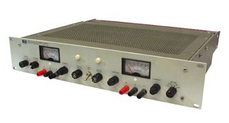 HEWLETT PACKARD DUAL OUTPUT DC POWER SUPPLY