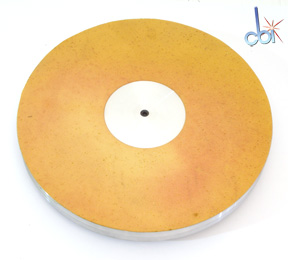LOGITECH POLISHING PLATE EXPANDED POLY