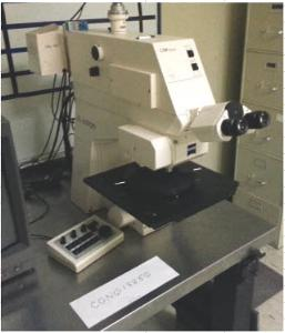 Zeiss, Axiotron II, 200mm Inspection Microscope