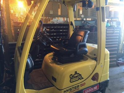 2013 HYSTER S50FT MATERIAL HANDLING EQUIPMENT For Sale In