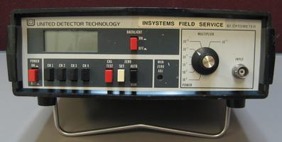United Detector Technology 61-Optometer